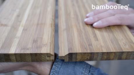 BambooTeq - Gevelbekleding