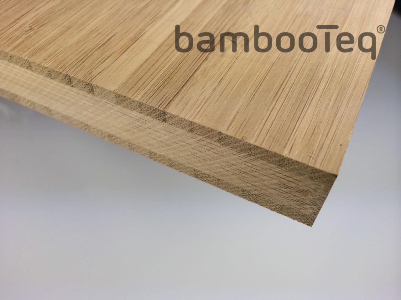 meubelplaat van Moso bamboe
