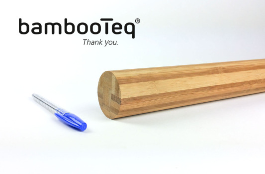 BambooTeq bamboe stok