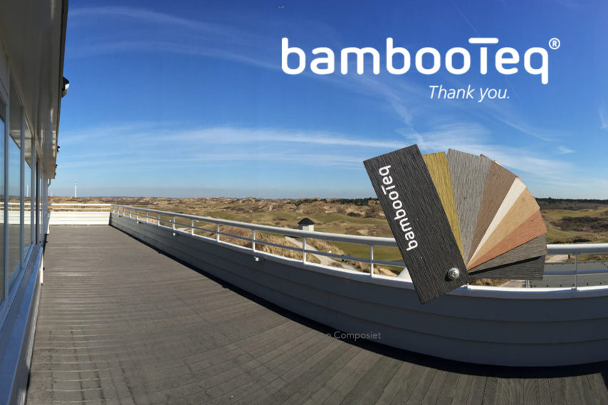 Bamboe composiet BambooTeq
