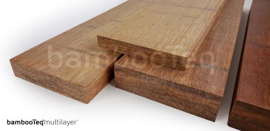 bamboe composiet planken