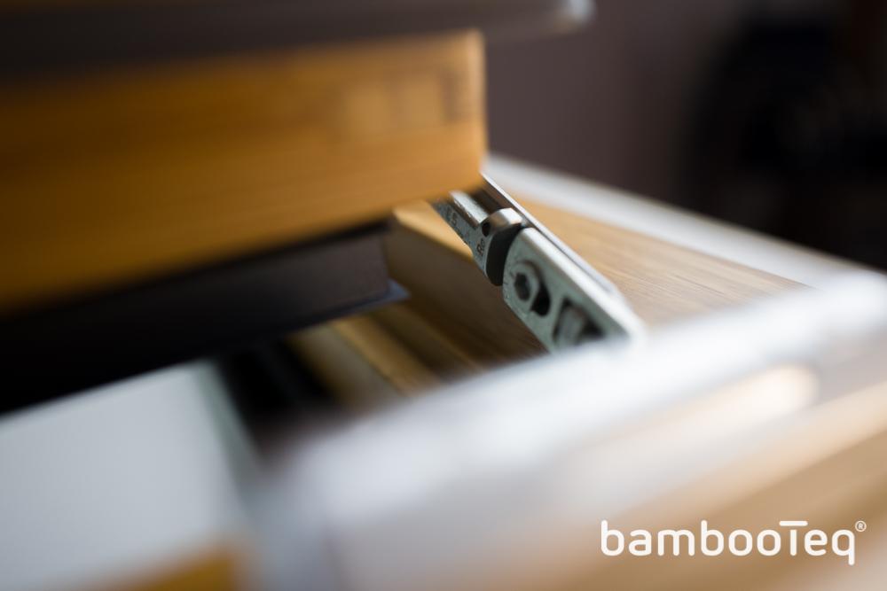 BambooTeq Tilt & Turn Bamboo Window System