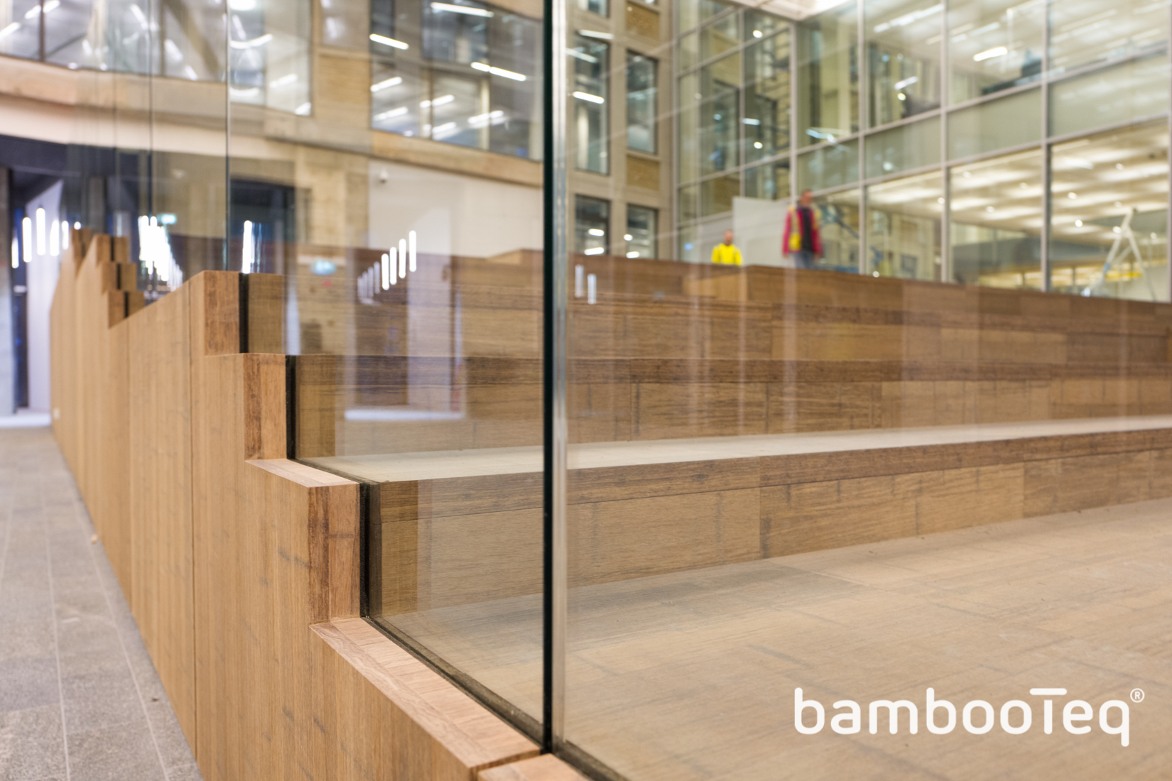 OMA en Heijmans kiezen voor BambooTeq Multilayer