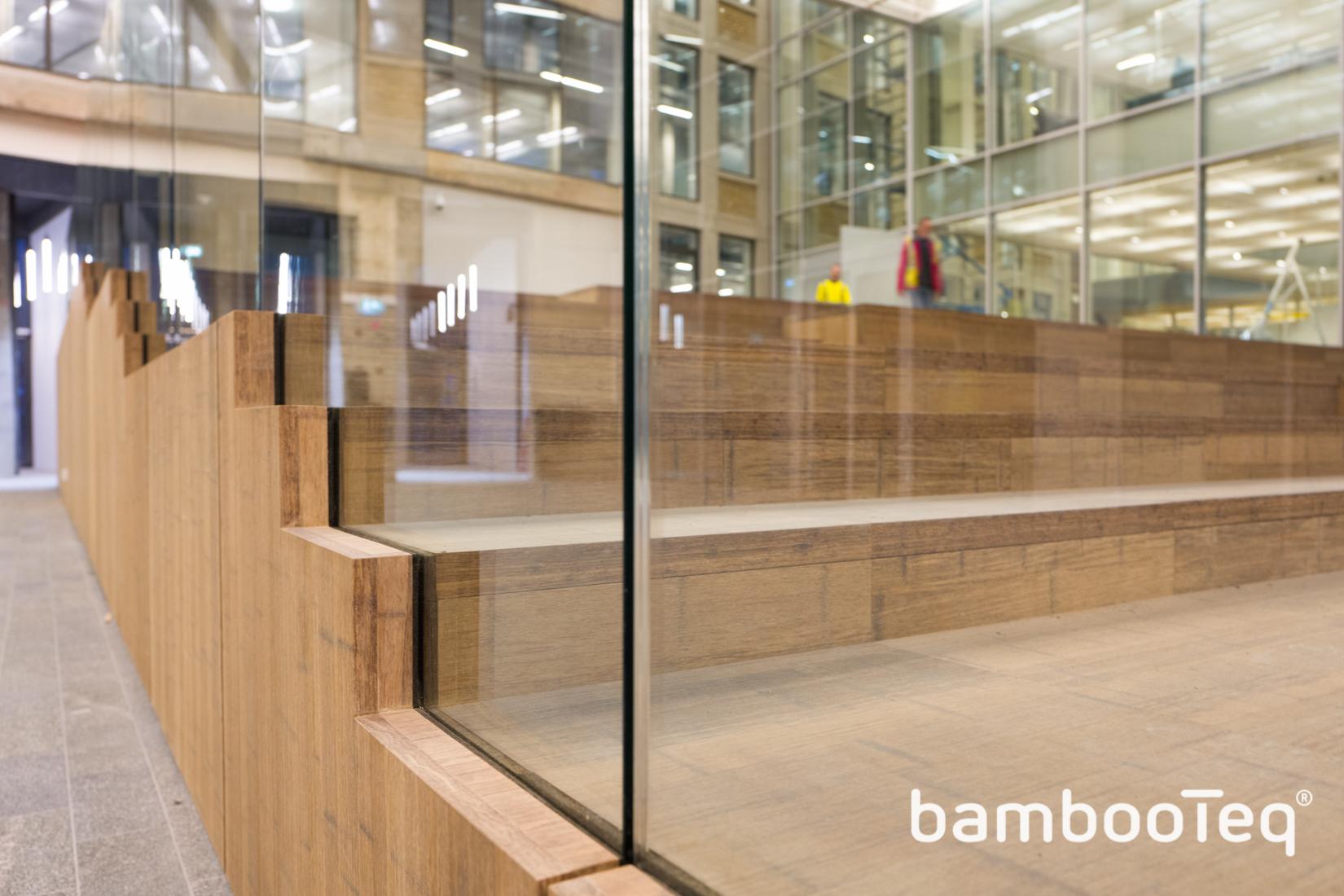 OMA en Heijmans kiezen voor BambooTeq Multilayer