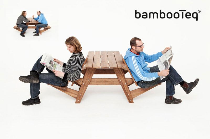 BambooTeq bamboo for Little Bennett Regional Park, Maryland