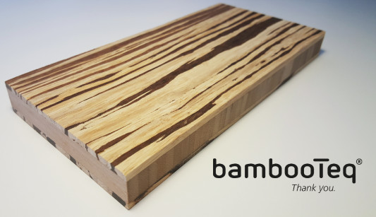 Bambooteq bamboe producten