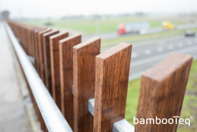 Bamboe composiet leuningen BambooTeq