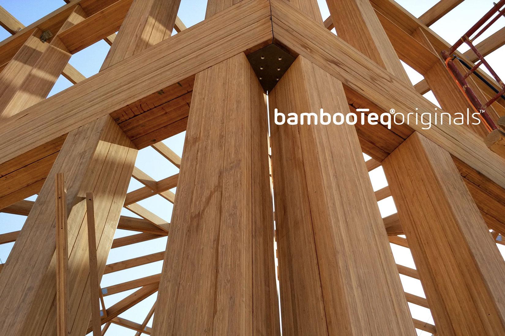Van houtskeletbouw naar bamboeskeltbouw