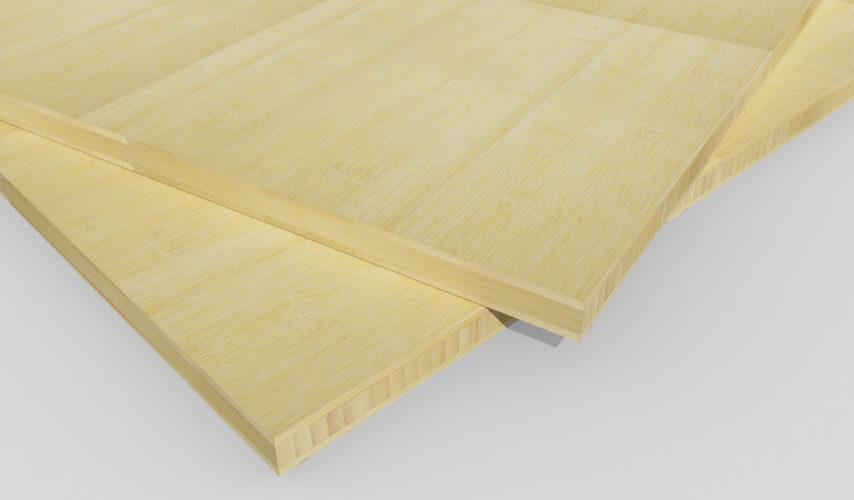 Moso Bamboe Prijzen : Bamboe plaat mm plain pressed laags naturel cm