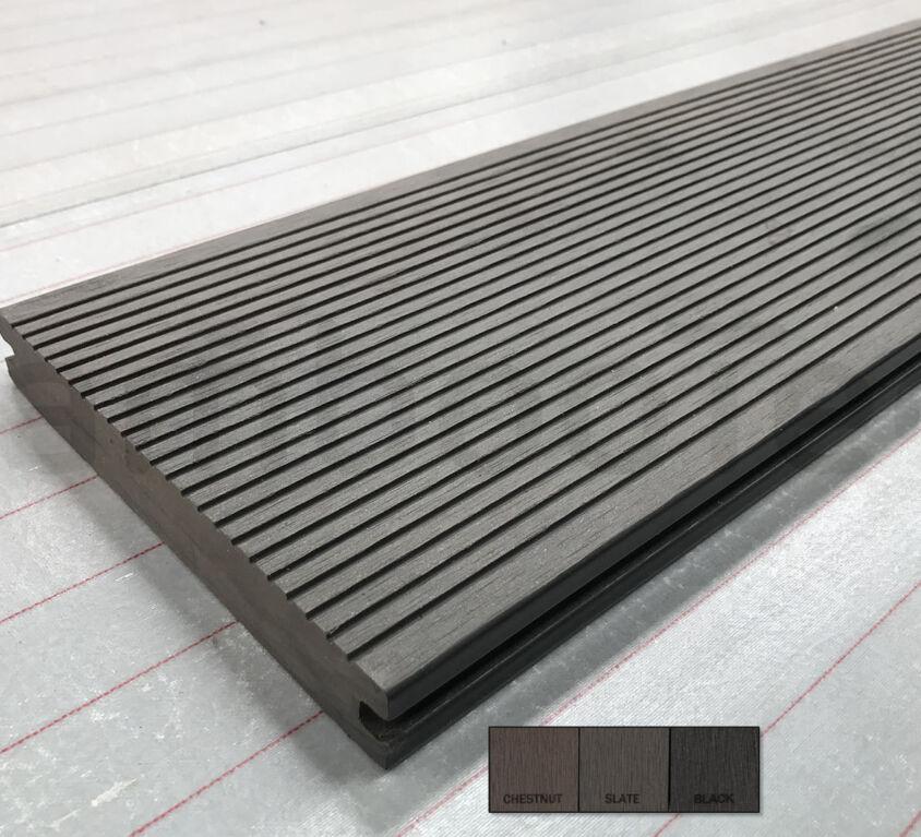 Bamboe Composiet terrasplank 20 x 140 x 5800 mm