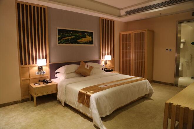 Hotelkamers bamboe bambooteq